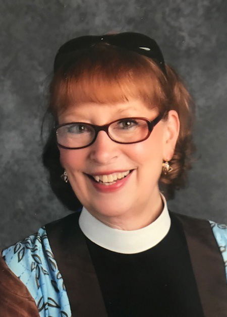 Rev. Canon Kate Harrigan